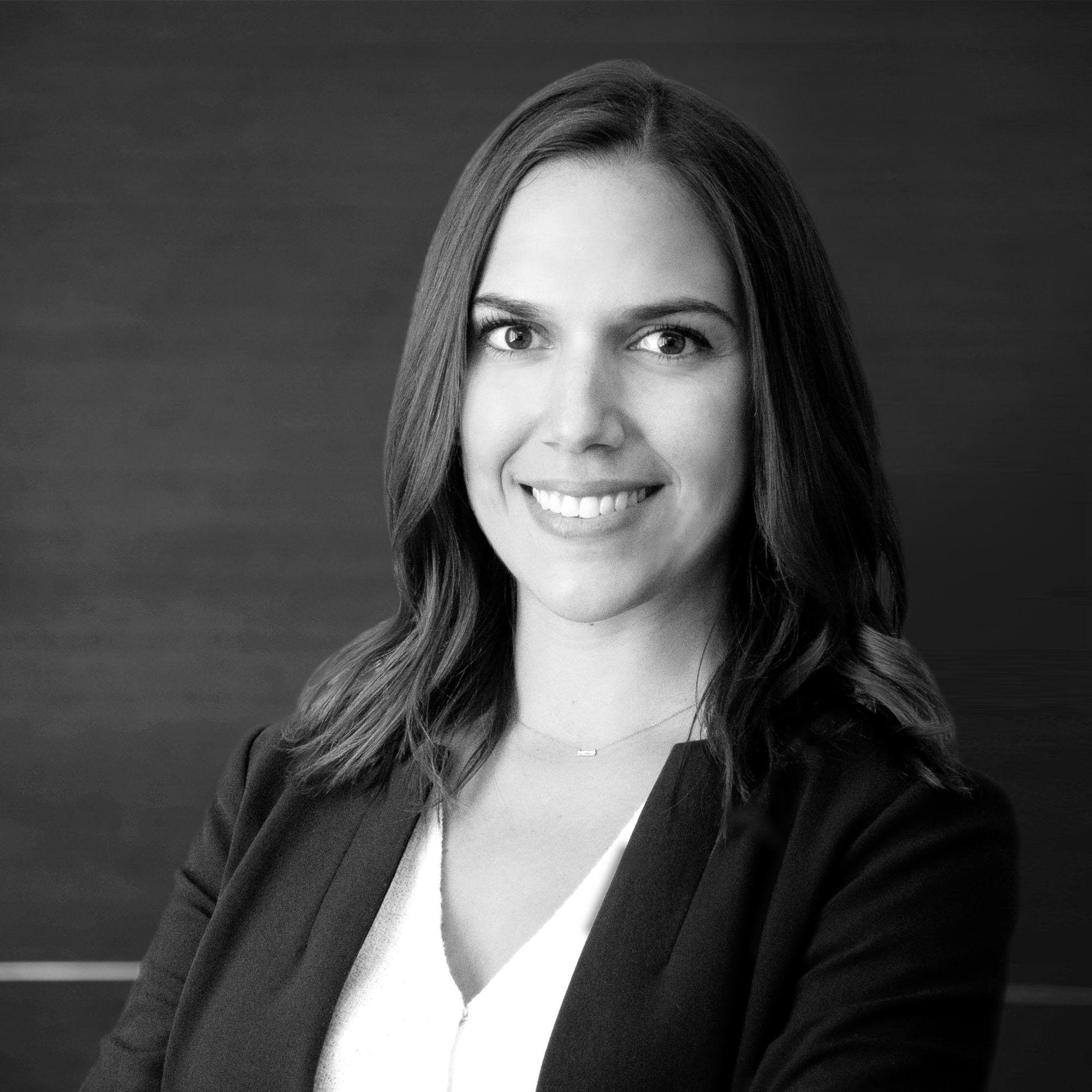 Caroline Khalili-Lazarjani - Senior Director of Strategic Marketing and Communications